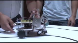 getlinkyoutube.com-Alumnos de escuelas técnicas crearon robots - Gobierno de Tucumán