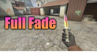 getlinkyoutube.com-Bayonet Fade | Showcase | 100% Fade