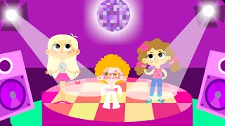getlinkyoutube.com-Мультики для детей - Машины одежки - Дискотека (11 серия)