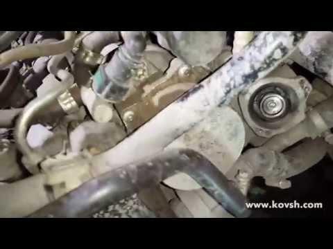 Технология чистки рециркуляции на двигателях Fiat 1.3 JTD 16V