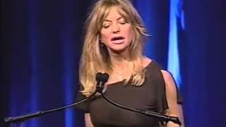 getlinkyoutube.com-Goldie Hawn: Dancing and Being Happy