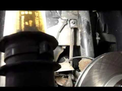 How do you replace stabilizer links also known as sway bar links