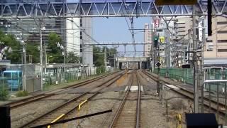 【前面展望】中央・総武線 各駅停車千葉行 三鷹→千葉