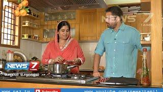 getlinkyoutube.com-Sutralam Suvaikalam - Appam Mutton Paya from Vallam 2/3 | Kerala Special Recipes | News7 Tamil