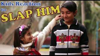 "getlinkyoutube.com-""Slap Him"": Children's Reactions"