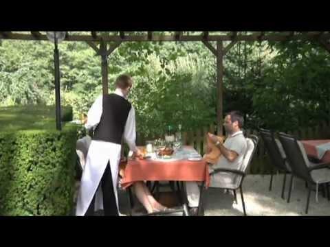 Beispiel: Hostellerie Imagefilm, Video: Landhaus Diedert.