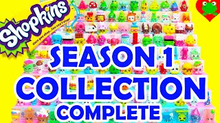 getlinkyoutube.com-Shopkins Season 1 Collection Complete with Exclusive Shopkins