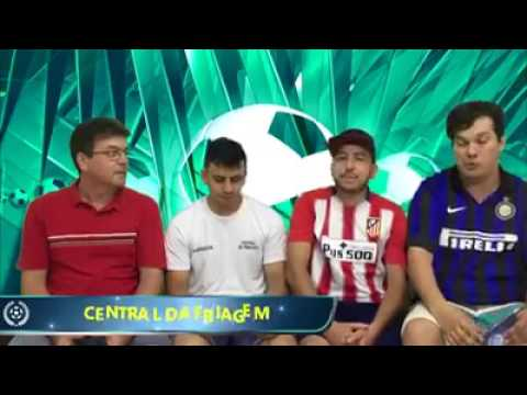Vídeo da semana do Central da Friagem - Resultados e Gols da Rodada - YouTube
