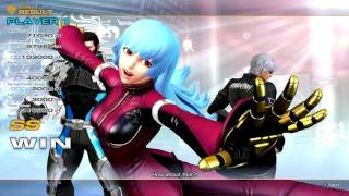 The King Of Fighters XIV (PlayStation 4) Story As K' Team