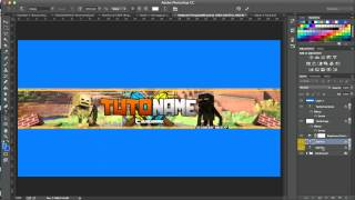 getlinkyoutube.com-Free Minecraft Banner Template! /w Tutorial!