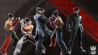 getlinkyoutube.com-TTT2 Jin Kazama Mental Alertness cancel guide
