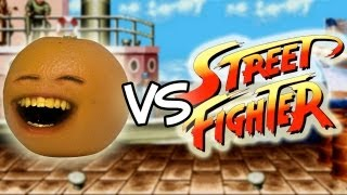 getlinkyoutube.com-Annoying Orange Vs. Street Fighter