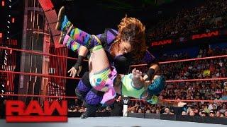 Nia Jax vs. a local competitor: Raw, Aug. 15, 2016