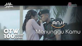 ANJI   MENUNGGU KAMU (OST. Jelita Sejuba ) (Official Music Video)
