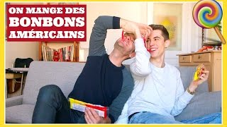 getlinkyoutube.com-ON MANGE DES BONBONS AMÉRICAINS (avec Théo Gordy) | PL Cloutier