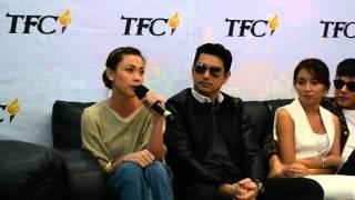 getlinkyoutube.com-One Kapamilya Go 2015 USA  Presscon - Jodie Santamaria