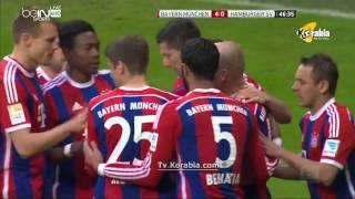 getlinkyoutube.com-Bayern Munich Vs Hamburg 8-0