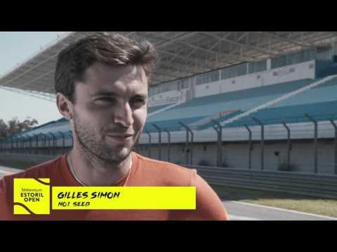 High Speed Tennis @ Estoril Racetrack