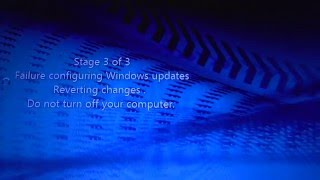 getlinkyoutube.com-Failure Configuring Windows updates REVERTING changes HOW TO FIX
