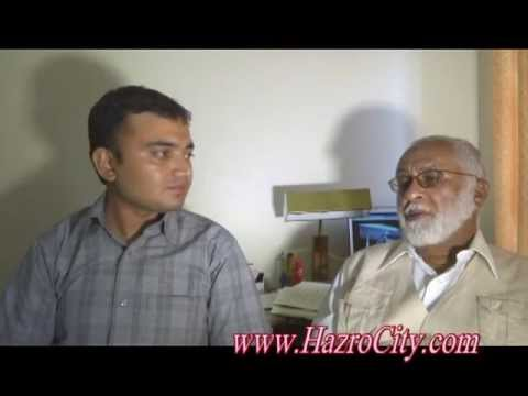 Interview with Muzzafar Khan of Daman village (Hazro), settled in Nairobi, Kenya Part 01