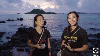 Tip ถ่ายรูป132 ถ่ายทะเลและต้มทะเลให้น้ำฟุ้งๆ