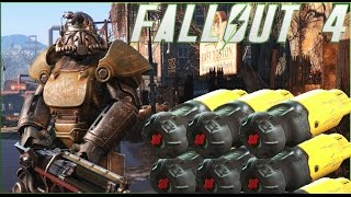 "Fallout 4 - ""INFINITE FUSION CORES"" Tutorial - NEW!!!"