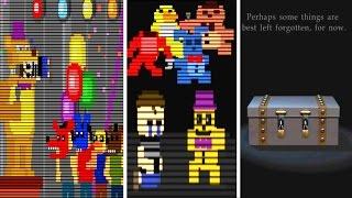 getlinkyoutube.com-Five Nights at Freddy's 4 ALL ENDINGS | 4 ENDING Minigame