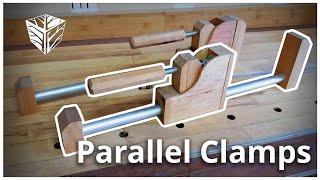 getlinkyoutube.com-DIY Parallel Clamps