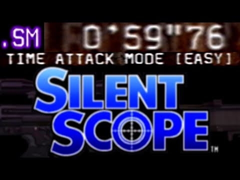 Silent Scope 1 - Time Attack - EASY