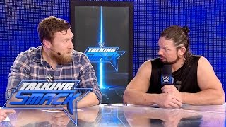 getlinkyoutube.com-AJ Styles evaluates Daniel Bryan's job performance: WWE Talking Smack, Feb. 21, 2017