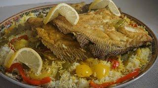 getlinkyoutube.com-مطبگ السمك - على طريقة مطبخ الهدى العراقي