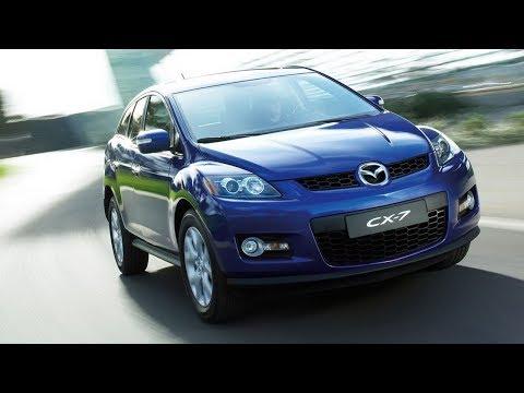 Где у Mazda СХ-7 находится фильтр двигателя