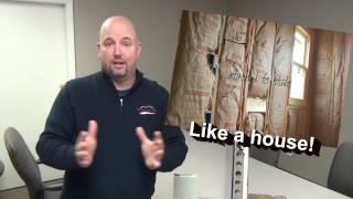 getlinkyoutube.com-Why Buy A Newmar Motorhome?  Wall Construction.