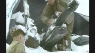 getlinkyoutube.com-WWII BATTLE OF THE BULGE 2 of 3 RARE COLOR FILM