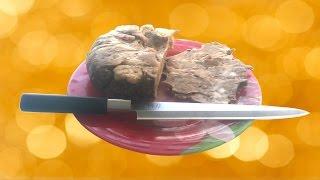 getlinkyoutube.com-Как приготовить прессованное мясо из свиной головы