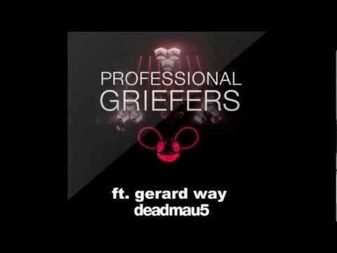 Professional Griefers - Deadmau5 ft. Gerard Way (Lyrics)