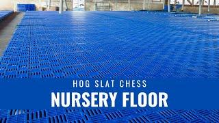 getlinkyoutube.com-Hog Slat Chess Nursery Flooring