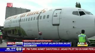 getlinkyoutube.com-Truk Pembawa Pesawat Kecelakaan di Jalur Pantura