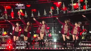 [LIVE 繁中字] 111209 T-ara - Cry Cry