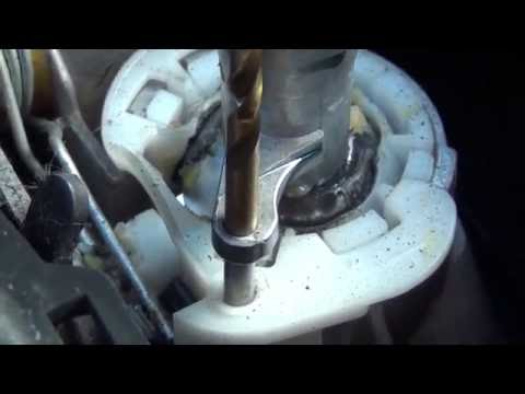 Регулировка кулисы 5-и ступенчатой МКПП, Skoda octavia A5, Golf VI