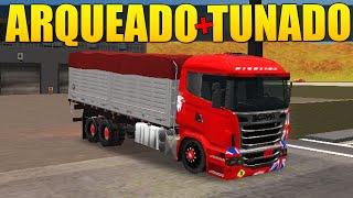getlinkyoutube.com-Grand Truck Simulator - Caminhão Arqueado e Tunado