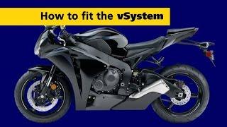 getlinkyoutube.com-How to install the Scottoiler V-System | V-Strom