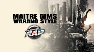 Maître Gims - Warano-Style (live Planète Rap)