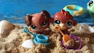 getlinkyoutube.com-Minişler: Sahilde || Minişler Cupcake Tv