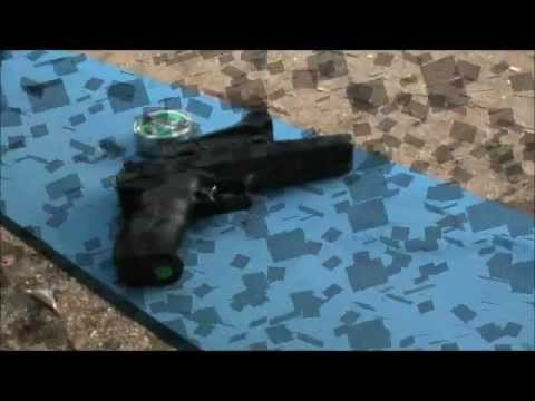 Quick Review - Pistola de pressão Beeman P17
