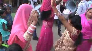 Dehati Village Dance - Aunty & Girls SUPERB | Desi music, Band Baja