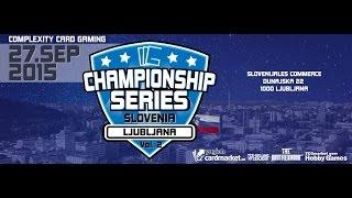getlinkyoutube.com-Yu-Gi-Oh! CCG Open Slovenia 27.9.2015 Round 2 Nekroz VS Clown