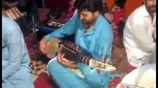 getlinkyoutube.com-Amazing Rabab ....I like it Pastho Rabab