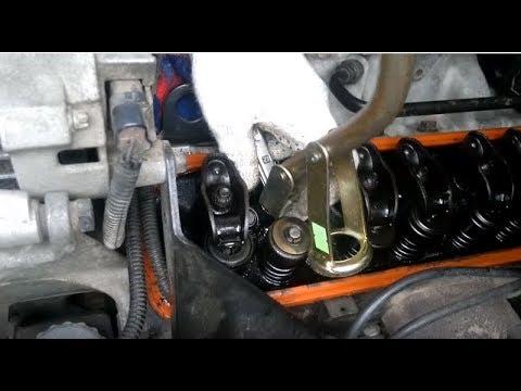 Где в Skoda Rapid маслосъемные колпачки