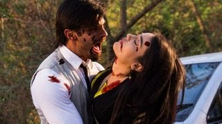 getlinkyoutube.com-Asad & Zoya MEET with an ACCIDENT in Qubool Hai 10th December 2013 FULL EPISODE